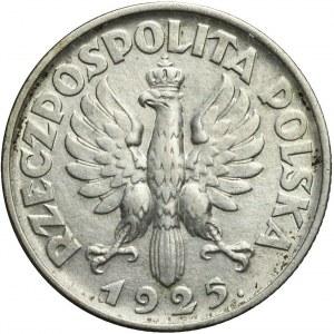 1 złoty 1925 Żniwiarka, Londyn