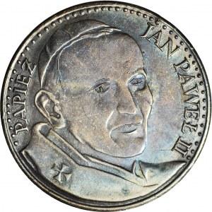 Medal, Jan Paweł II, Częstochowa - Jasna Góra
