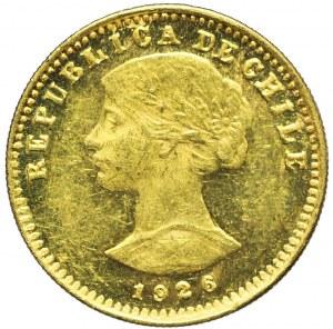 Chile 20 peso, 1926