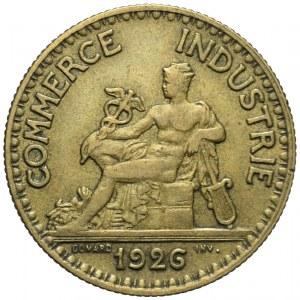 Francja, Trzecia Republika, 2 franki 1926