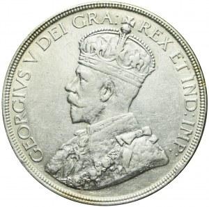 Kanada, Jerzy V, 1 dolar 1936