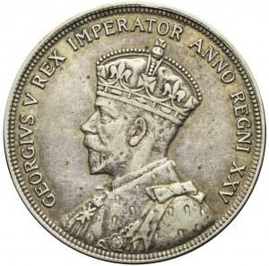 Kanada, Jerzy V, 1 dolar 1935, 25-lecie Panowania