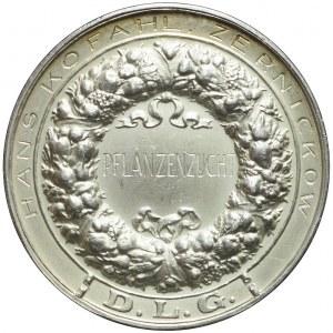 Niemcy, Medal z Wystawy Rolniczej w 1928 w Lipsku