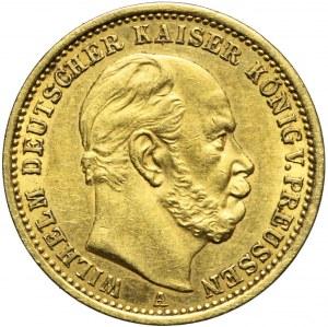 Niemcy, Prusy, 20 marek 1877 A, Wilhelm I, Berlin