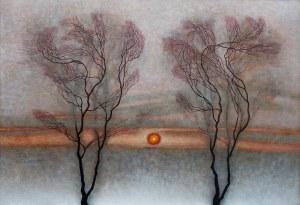 Dawid Zdobylak (ur. 1993), Samotne drzewa, 2020