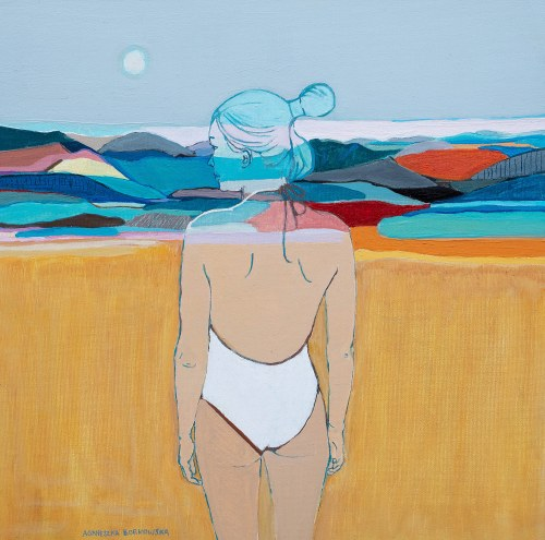 Agnieszka Borkowska (ur. 1978), Sure as sunrise, 2020