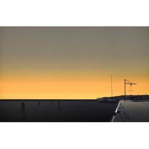 Tomasz Kołodziejczyk (ur. 1976), Zachód słońca, 2020