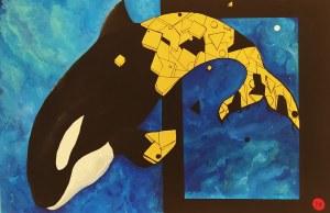 Dominika Radomska (ur. 1986), Pod powierzchnią morza jest jeszcze głębia, 2020