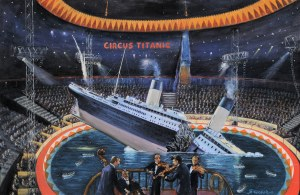 Adam Swoboda,Cyrk Titanik,2018
