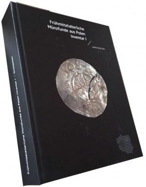 Średniowiecze, Inwentarz Polskich Skarbów Wczesnośredniowiecznych z obszaru Wielkopolski, 954 strony