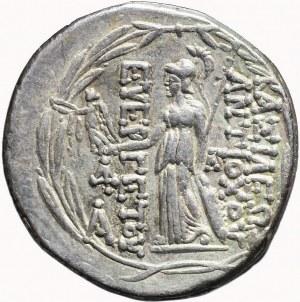 Syria, Antioch VIII 125-96 pne, Tetradrachma