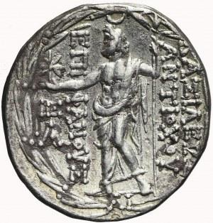 Grecja, Syria, Antioch VII Euergetes 138-129 pne, Tetradrachma, Antiochia