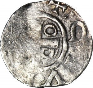 RRR-, Miecław 1037-1047, denar Mazowsze