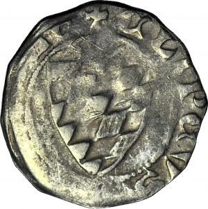 R-, Księstwo Fürstenberskie, Henryk, Bernard i Bolko II 1301-1326, Kwartnik ok. 1314