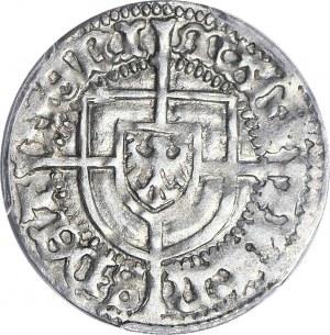 R-, Zakon Krzyżacki, Jan von Tiefen 1489-1497, Grosz, R3