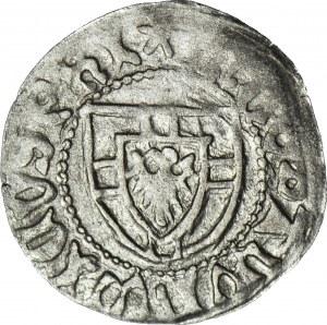 R-, Zakon Krzyżacki, Ludwik von Erlichshausen 1450-1467, Szeląg, Królewiec