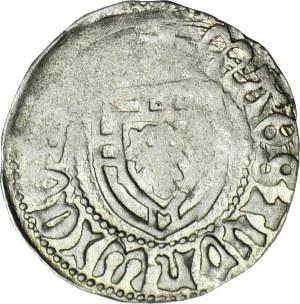 RR-, Zakon Krzyżacki, Ludwik von Erlichshausen 1450-1467, Szeląg, Królewiec