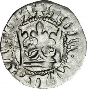 Władysław Jagiełło, Półgrosz 1408-1410, typ XII.6