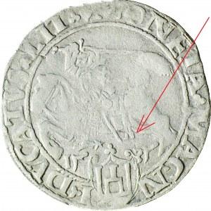 Zygmunt I Stary, Grosz 1535, Wilno, litera N - Listopad