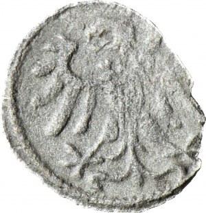 RR-, Zygmunt I Stary, Denar 1539 M-S, Gdańsk, T 20mk