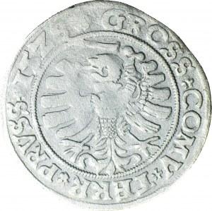 R-, Zygmunt I Stary, grosz 1528, Toruń, R6
