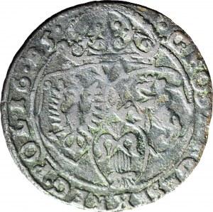 R-, Zygmunt III Waza, Szóstak 1625, typ krakowski, fałszerstwo z epoki