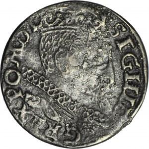 RR-, Zygmunt III Waza, Trojak 1598 typ poznański, naśladownictwo w srebrze
