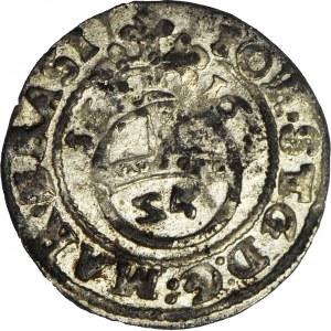 RR-, Lenne Prusy Książęce, Jan Zygmunt, Półtorak 1616, naśladownictwo