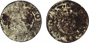 Zygmunt III Waza, Półtoraki Bydgoszcz b.d i 1623, falsyfikaty z epoki, 2 szt.