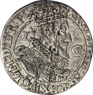 Zygmunt III Waza, Ort 1624/3, Gdańsk, L.R:P.