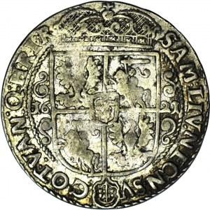 Zygmunt III Waza, Ort 1621, Bydgoszcz, PRVS.M+