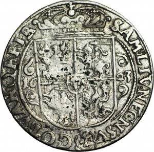 Zygmunt III Waza, Ort 1622, Bydgoszcz, SPRVM