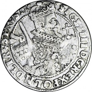 Zygmunt III Waza, Ort 1622, Bydgoszcz, PRVS.M+