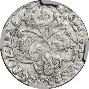 RRR-, Zygmunt III Waza, Szóstak 1626, Kraków,