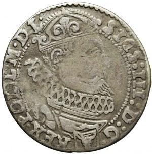 Zygmunt III Waza, Szóstak 1627, Kraków, SIGS