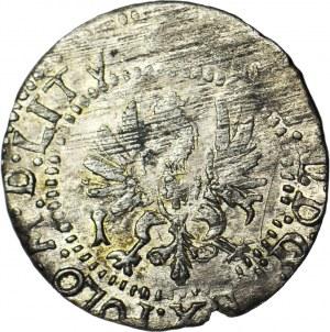 RR-, Zygmunt III Waza, Grosz 1615/15 H-W, Wilno, R5