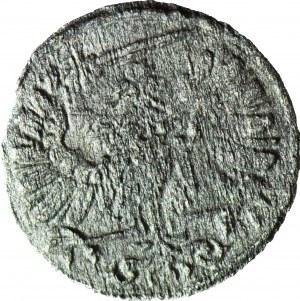 RR-, Zygmunt III Waza, Ternar Gdańsk 1616, R5