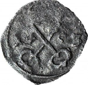 RR-, Zygmunt III Waza, Denar 1613 Poznań, R5