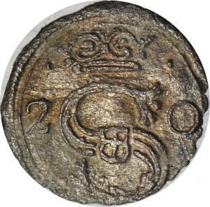 RRR-, Zygmunt III Waza, DENAR 1620, Kraków, T.50mk.?, R8