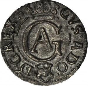 Gustaw II Adolf, Szeląg 1630, Elbląg