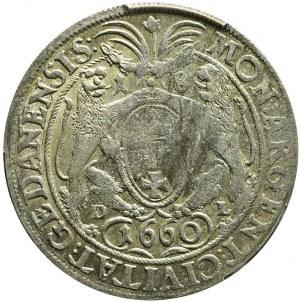 Jan II Kazimierz, Ort 1660, Gdańsk