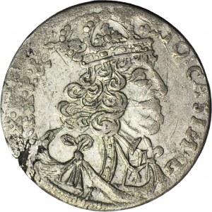 Jan Kazimierz, Szóstak 1657, Kraków