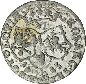 Jan III Sobieski, Szóstak 1683