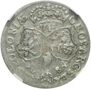 Jan III Sobieski, Szóstak 1684, Bydgoszcz