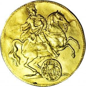 R-, August II Mocny, Dukat wikariacki 1711, R3