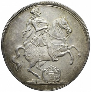 R-, August II Mocny, Talar Wikariacki 1711, Drezno, ładny