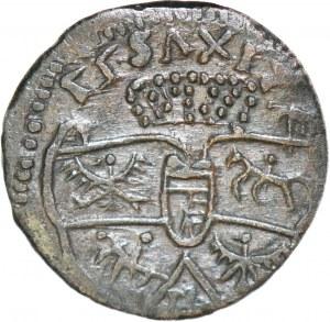 RR-, August III Sas, Grosz, fałszerstwo z epoki