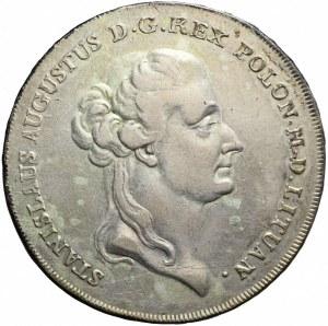 Stanisław A. Poniatowski, Talar 1788, Warszawa