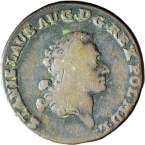 Stanisław A. Poniatowski, Trojak 1791 EB, Warszawa