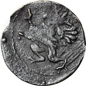 Pomorze, Księstwo Wołogoskie, Ernest Ludwik, Szerf 1592, Wołogoszcz